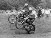 Future World Champion Roger DeCoster dices with Wadie